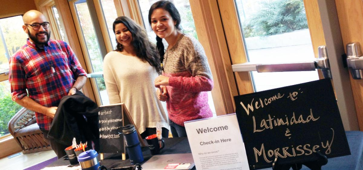 "Student organizers welcoming public to ""Latinidad and Morrissey: Music that Crosses Borders and Oceans"" event at Oregon State."